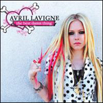 Avril Lavigne: The Best Damn Thing cover