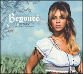Beyonce B'Day album cover