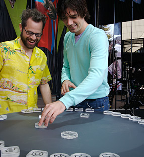 The reactable musical device