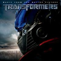Transformers Album Cover