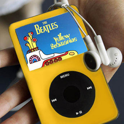 Yellow Submarine iPod
