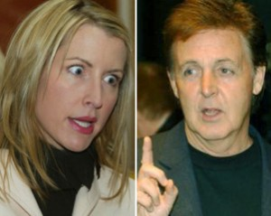 McCartney vs Heather Mills