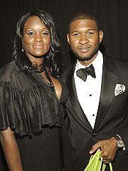 Usher and Tamika