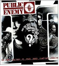 Public Enemy - 'How You See To A Souless People Who Sold Their Souls'