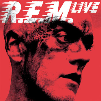 REM live album cover