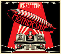 Led Zeppelin  	Mothership Best-of