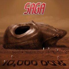 Saga  10,000 Days