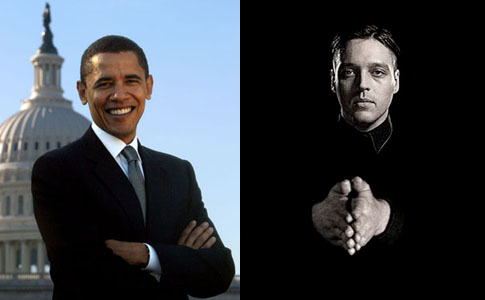 Obama and Win Butler