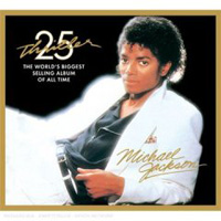 Michael Jackson - Thriller 25 years anniversery edition