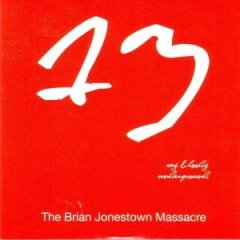 The Brian Jonestown Massacre  	My Bloody Underground