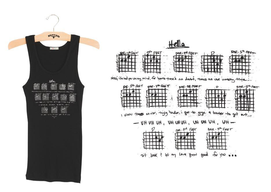 Tristan Prettyman T-Shirt