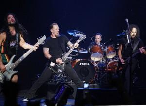 Metallica Live LA