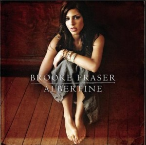 Brooke Fraser's album