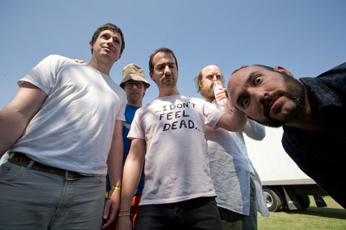 Coachella Friday Les Savy Fav