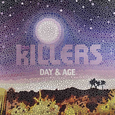 The Killers Day And Age - cover art
