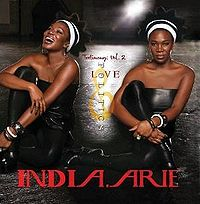India.Arie: Testimony: Vol. 2, Love & Politics