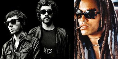 Justice vs Lenny Kravitz