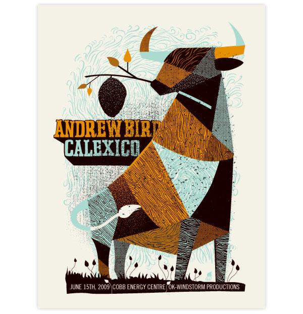 Andrew Bird Calexico