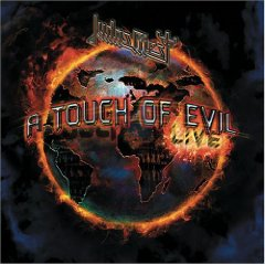Judas Priest: A Touch of Evil: Live
