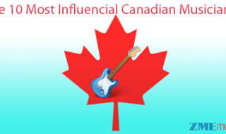 The 10 Most Influential Canadian Musicians