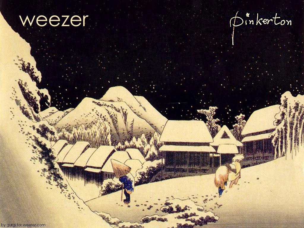 pinkerton cover