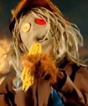 Corn Scarecrow