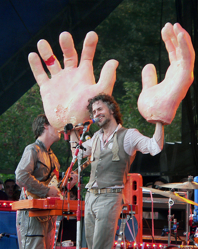 The Flaming Lips Net Worth