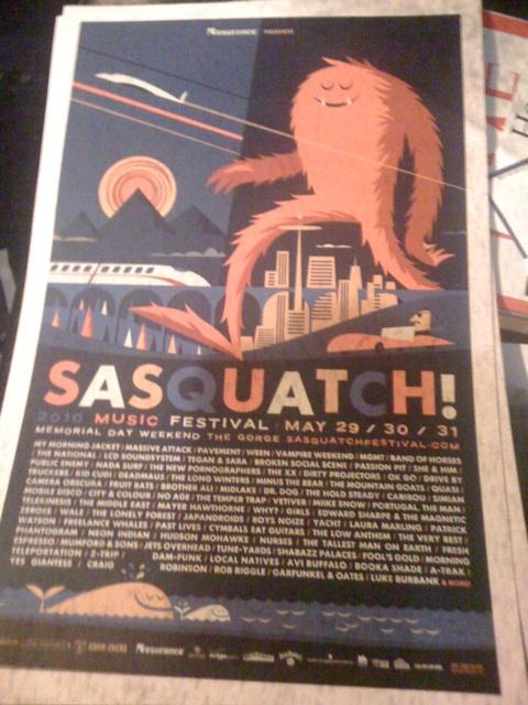 sasquatch-2010-poster