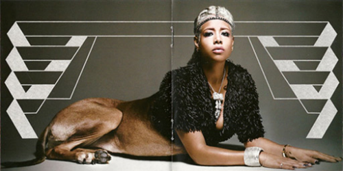 It's Kelis. It's a dog. It's Kelis Dog! Like a police dog, but less useful.