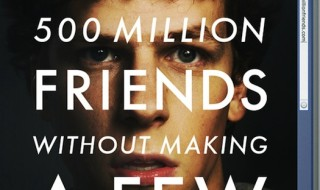 Staring Jesse Eisenberg as Mark Zuckerberg - perfect seeing how they both name's end in 'berg'.