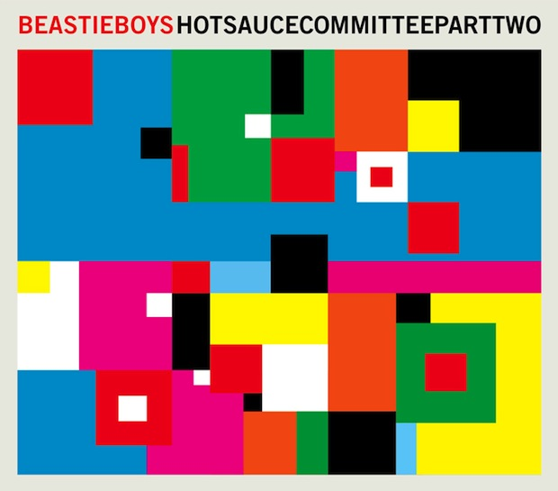 Beastie Boys - Hot Sauce Committee Part Two artwork