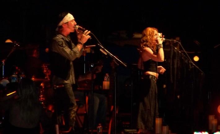 Sully Erna and Lisa Guyer - June 18th, 2011