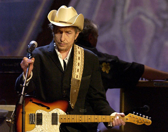Bob Dylan never ending tour