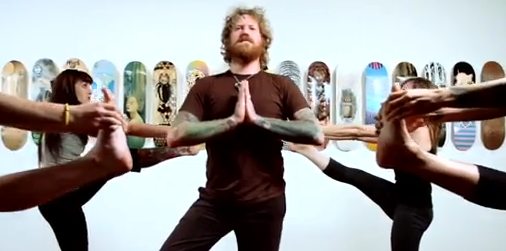 Elmyr's Brent Hinds Ad
