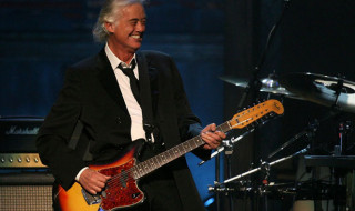 Jimmy Page - Born Jan 9 1944 and still rocking!