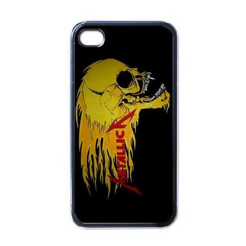 Metallica Iphone Cover - ROCK ON