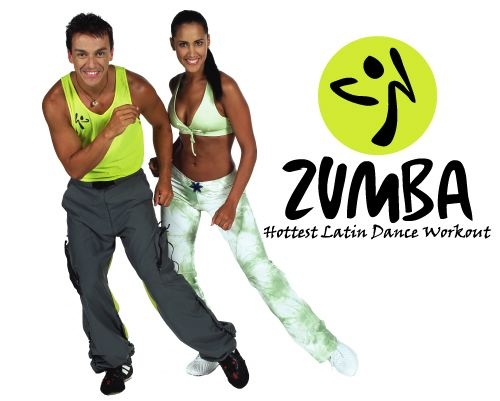 Zumba - Dance your way to fitness !! Roll Them Hips !!
