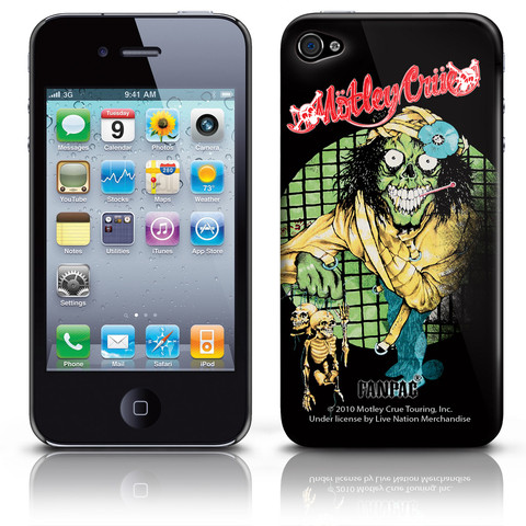 MOTLEY Crew - Hard Rockers - Hard IPhone Cases