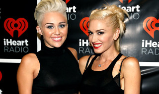 Source. Left: Miley Cyrus, right:Gwen Stefani.