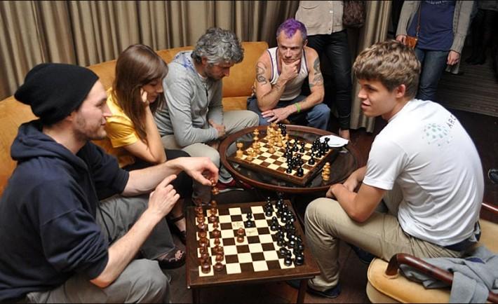 rhcp chess