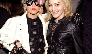 Source. Best friends: Lady Gaga, and Madonna