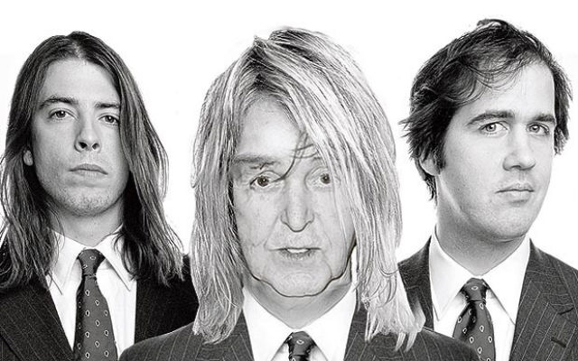 paul mccartney nirvana