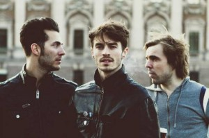 """Forget about """"Harlem Shake"""".  The Danish trio New Politics is turning heads with their new single """"Harlem""""."""